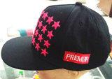 Bordados personalizados baratos deporte gorras de béisbol