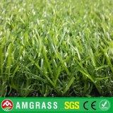 Hierba al aire libre del acolchado de la sensación natural para el jardín (AMF323-25D)