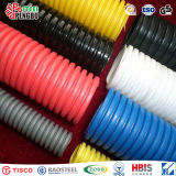Nouvelle conception usine de carton ondulé en PVC souple tube flexible d'aspiration
