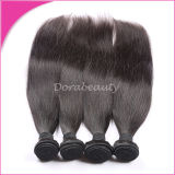 5A Top Unprocessed Peruvian Virgin Straight Human Hair Extension