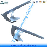 精密鋳造はステンレス鋼のブルースのボートのアンカーを分ける