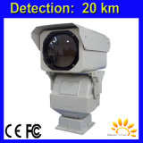 16km kabeltelevisie Infrared Thermal Surveillance Camera