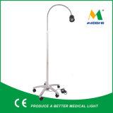 24V 35W de Mobiele Lamp van het Algemeen medisch onderzoek van het Halogeen van het Type van Vloer