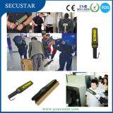 De Hand van de vervaardiging - de gehouden Detectors van het Metaal voor Veiligheid