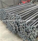 Andamio ajustable galvanizado del acero para la construcción