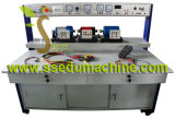 Trainer motor de CA trifásico de inducción Máquinas Trainer modelo de enseñanza