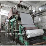 Machine à papier hygiénique de pulpe vierge, pulpe de paille de blé