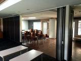 La escuela Las particiones de pared plegable corrediza acústica para el aula, biblioteca