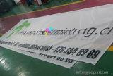 Colore completo che fa pubblicità alla bandiera della maglia del vinile del PVC, stampa della bandiera della rete fissa