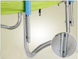 Trampoline ao ar livre profissional para o equipamento da aptidão dos miúdos e dos adultos