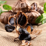 Guter Geschmack gegorener schwarzer Knoblauch 6 cm-Birnen (2bulb/bag)