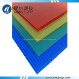 Strato della cavità del policarbonato di quattro colori con il rivestimento UV 50um