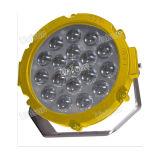 "4D 렌즈 10-30V 8 "" 90W 크리 사람 LED 모는 빛"