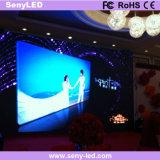 Écran LED HD Salon de Coiffure de mariage pour la phase de l'écran vidéo publicitaire (P3)