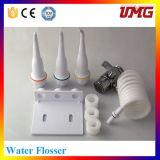 Zähne, die Geräten-bewegliches Wasser Flosser säubern