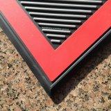Мягкое промотирование логоса винила PVC пластичное/выдвиженческие половые коврики входной двери гостеприимсва бесплатной раздачи подарков