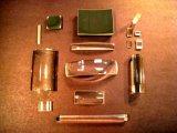 Оптически поставщик объектива Lasf11 стеклянный Plano вогнутый Cylinderical от Китая