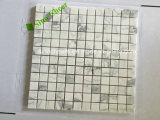 Mosaico de mármol blanco del mosaico caliente de la venta 2015
