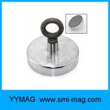 アイボルトが付いている希土類コップのネオジムの磁石