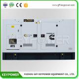 Generatore diesel silenzioso di potere di Keypower 145kVA con il sistema di autolubrificazione