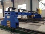 Cortador da placa de aço do plasma do CNC