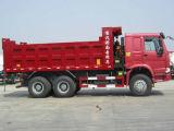 Sinotruk HOWO 6X4 336HPのダンプトラック(ZZ3257N3647B)