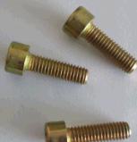 Parafuso de alta qualidade DIN912 Aço inoxidável A2 A4 Parafuso com Cabeça Sextavada