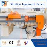 Automatische pp.-Raum-Filterpresse für Abwasser