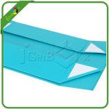 Papel personalizado cierre magnético plana plegable caja de regalo