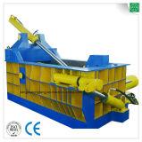 Presse en acier de cuivre en aluminium hydraulique de fer de rebut de Y81f-160b (CE)