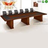 Alto tavolo di riunione moderno superiore dell'ufficio del tavolo di riunione (HY-5742)