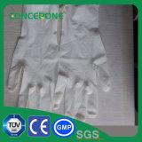 Медицинские устранимые простерилизованные перчатки латекса хирургические без порошка
