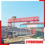 Кран на козлах 25t Lyfoocrane с аттестацией Ce