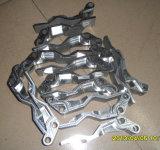 O CNC da precisão que mmói o aço inoxidável parte o protótipo rápido