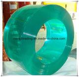 Bride de fixation de quille d'acier inoxydable de rideau en PVC