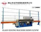 Máquina de Pulido de Borde de Vidrio de 9 Motores Con Control de PLC (Bzm9.325pw)