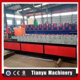 El panel chino de la azotea de la puerta de la persiana enrrollable del surtidor que forma la máquina