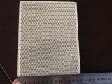 Placa cerâmica favo de infravermelhos Placa churrascos para queimador de gás
