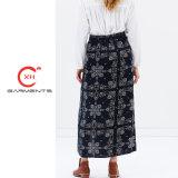 Xh las prendas de vestir Nueva Frontera Maxi falda