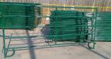 직류 전기를 통한 가축 담/암소 농장 담