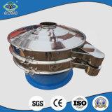 Máquina del tamiz del separador del Vibro para el material del polvo de la pelotilla del alimento de pescados