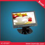 7-дюймовый цифровой монитор подголовника (IC-S705T)