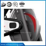 Rueda magnética de giro modificada para requisitos particulares de la bici de la bici con el bastidor y trabajar a máquina