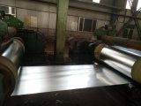Bobine en acier galvanisée plongée chaude galvanisée molle 0.26X630mm des prix de bobine