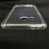 Caja ultra fina del teléfono del claro TPU para el océano U11 de HTC