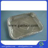 De Platen van de aluminiumfolie