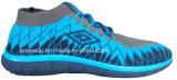 Scarpe da tennis correnti chiare di Flyknit delle donne e degli uomini (816-9985-2)