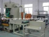 Placa automática de la hoja de aluminio que hace la máquina