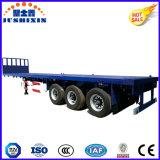 트레일러 40 피트 반 /CCC/ISO/ 3 차축 콘테이너 평상형 트레일러