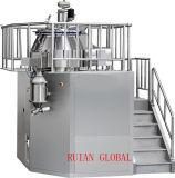 L'équipement de granulation par voie humide de poudre